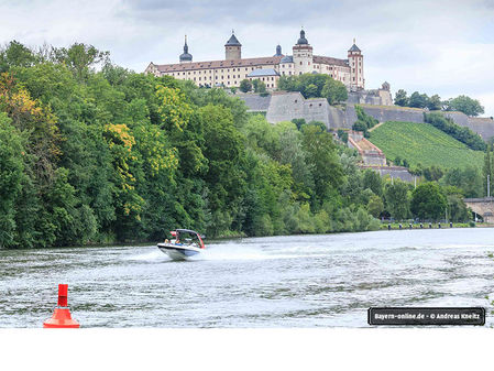 Wakeboard-Event in Würzburg